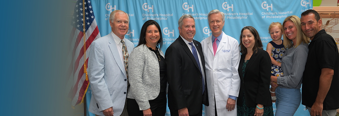 Congenital Hyperinsulinism Center Celebrates 20th Anniversary and 500 Surgeries